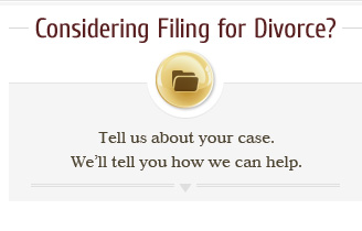Tell us about your case. We'll tell you how we can help.