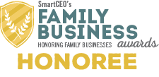 SmartCEO's Family Business Award Honoree