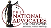 National Advocates: Top 100 Lawyers