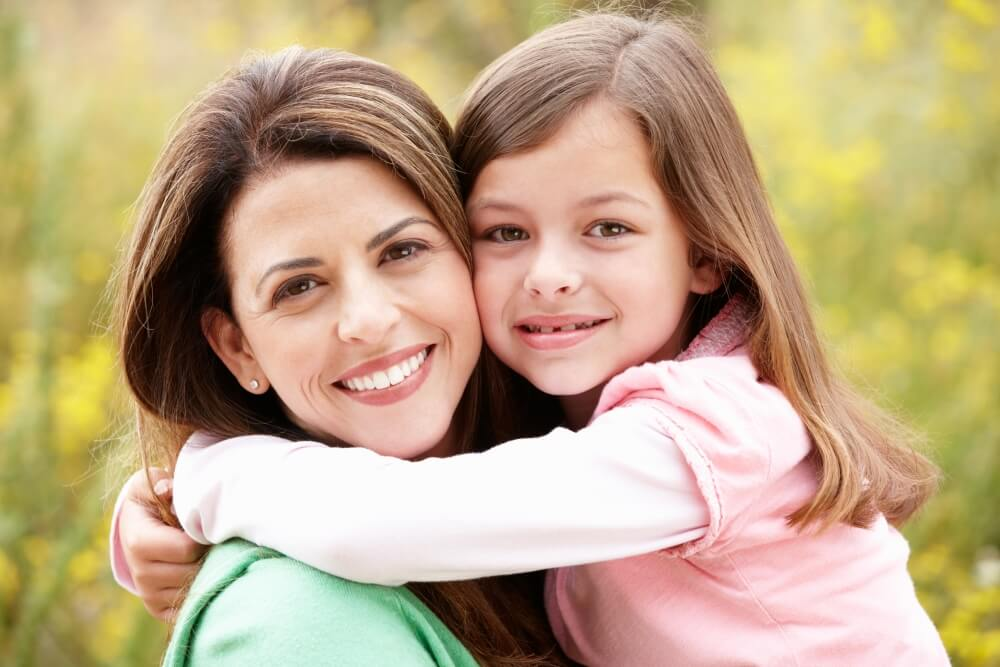 Mother and Daughter - Visitation Rights