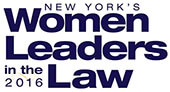 2016 New York's Women Leaders in the Law